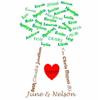 Family Tree Cutout