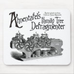Family Tree Defragmenter Mouse Pad