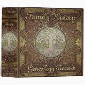 Family Tree | Genealogy Family History 3 Ring Binder (<em>$24.15</em>)