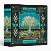 Family Tree Genealogy Wedding Book Binder (<em>$22.00</em>)