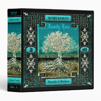 Family Tree Genealogy Wedding Book Binder