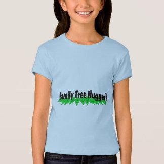 Family Tree Hugger T-Shirt