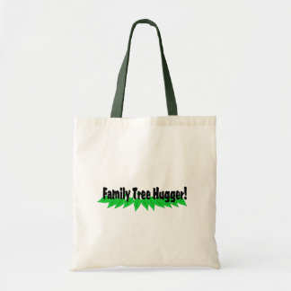 Family Tree Hugger Tote Bag