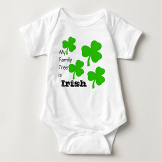 Family Tree is Irish T-Shirt