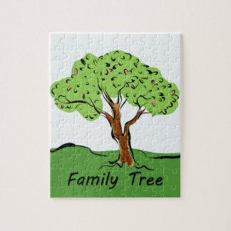 Family Tree Jigsaw Puzzle