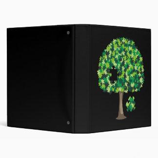 Family Tree Jigsaw Puzzle Vinyl Binder