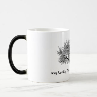Family Tree Magic Mug