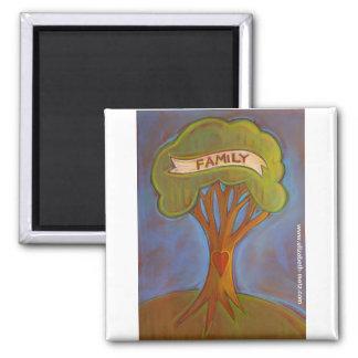 Family Tree magnet