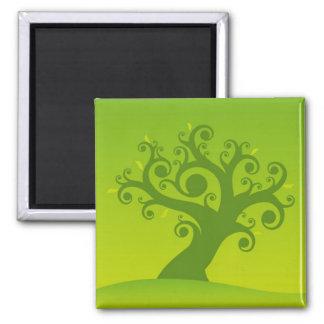 Family Tree Magnet: Spring