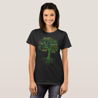 Family Tree - Mom Dad Aunt Uncle Grandma Son T-Shirt