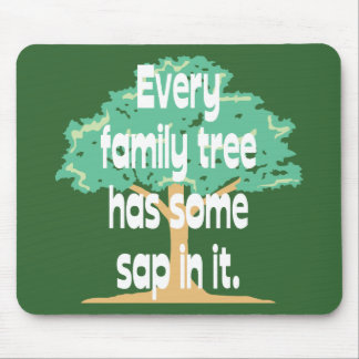 Family Tree Mouse Pad
