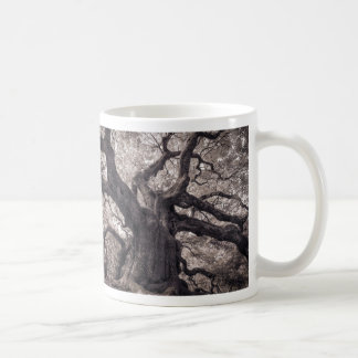 Family Tree Nature's Old Mighty Wisdom Classic White Coffee Mug
