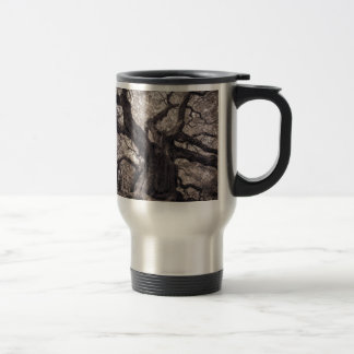 Family Tree Nature's Old Mighty Wisdom 15 Oz Stainless Steel Travel Mug