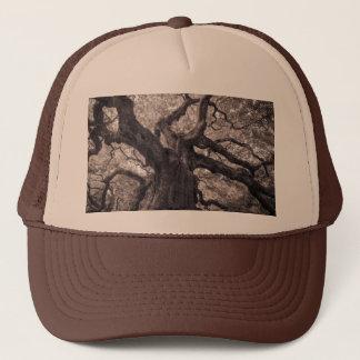Family Tree Nature's Old Mighty Wisdom Trucker Hat