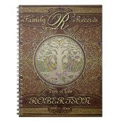 Family Tree Notebook (<em>$13.70</em>)