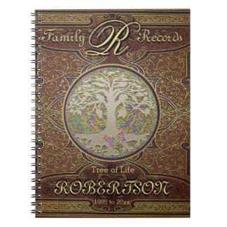 Family Tree Notebook