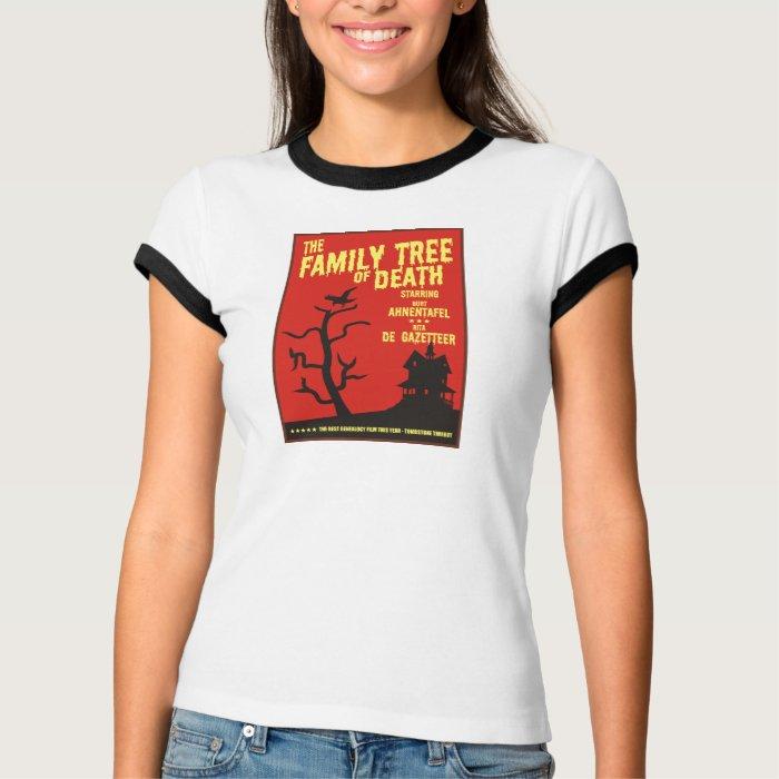 Family Tree Of Death T-Shirt
