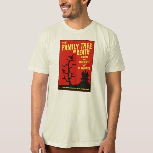 Family Tree Of Death Tshirts