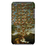Family Tree of the Cornaro Family iPod Touch Cover