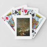 Family Tree of the Cornaro Family Poker Cards