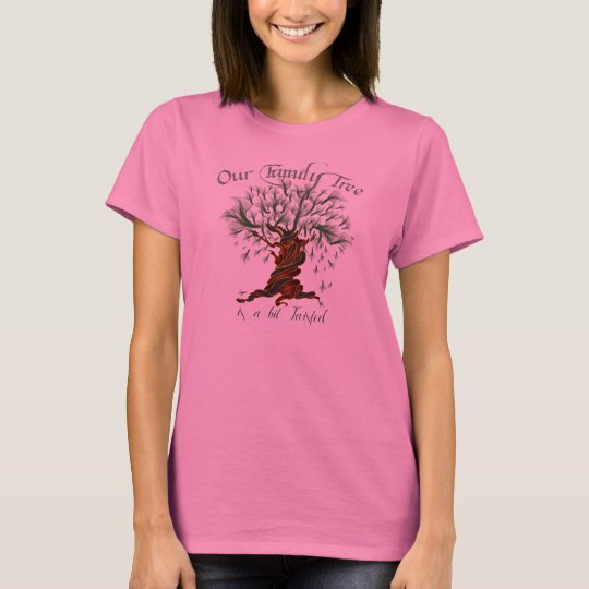 Family Tree One Ancestor T-Shirt