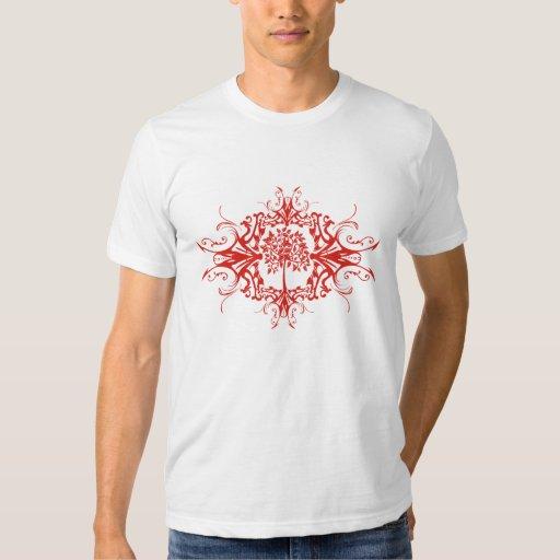 Family Tree Pattern T Shirts