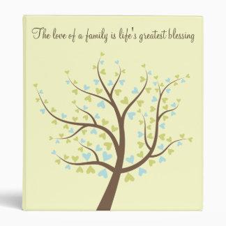 Family Tree Photo or History Album 3 Ring Binder