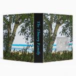 "Family Tree Photos (1.5"") Vinyl Binders"