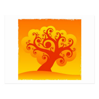 Family Tree Post Card