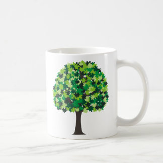 Family Tree Puzzle Coffee Mug