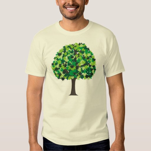 Family Tree Puzzle T-Shirt