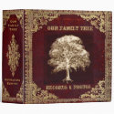 Family Tree | Records 3 Ring Binder