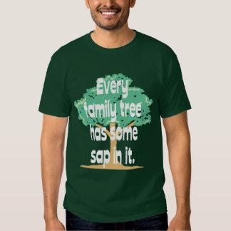 Family Tree T Shirt