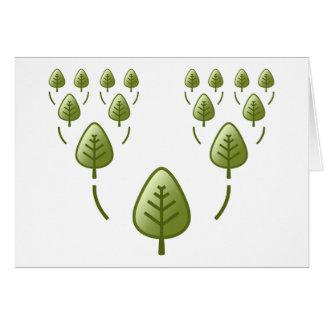 Family Trees Card