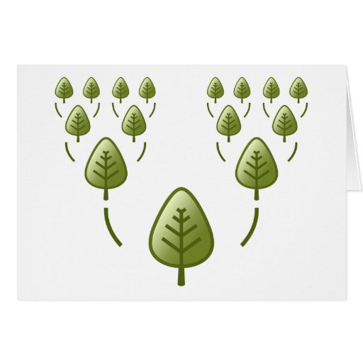 Family Trees Cards