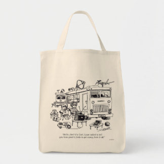 Family Vacation Canvas Bags