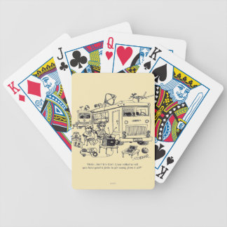 Family Vacation Card Deck