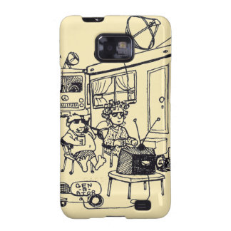 Family Vacation Galaxy SII Covers