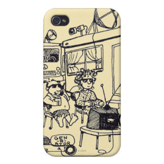 Family Vacation iPhone 4/4S Case