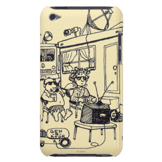 Family Vacation iPod Touch Cases