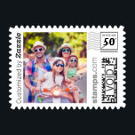 "Family Vacation Photo PhotoStamp by Stamps.com<br><div class=""desc"">Create your own custom postage! Upload your favorite photo from a recent family vacation to create these one-of-a-kind postage stamps.</div>"