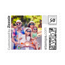 Family Vacation Photo PhotoStamp by Stamps.com