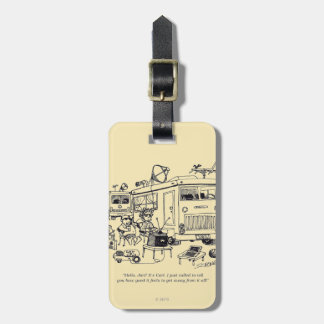 Family Vacation Tag For Bags