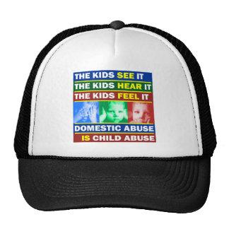 Family Violence Hats