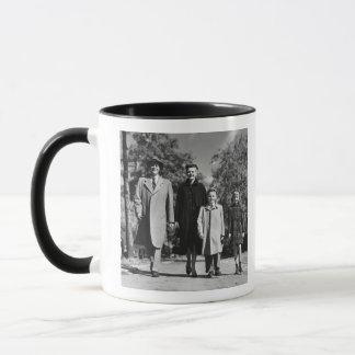 Family Walking Mug