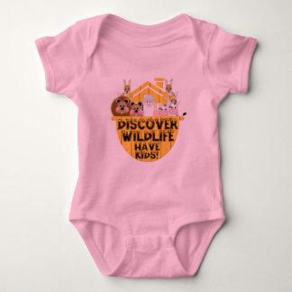 Family Wildlife Baby Bodysuit