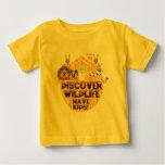 Family Wildlife Baby T-Shirt