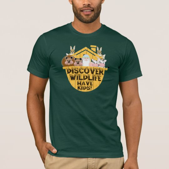 Family Wildlife T-Shirt