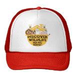 Family Wildlife Trucker Hats