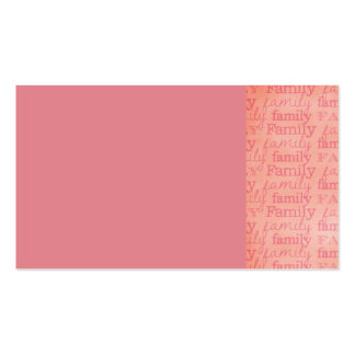 FAMILY WORDS SCRAPBOOKING GRAPHICS BACKGROUNDS WAL BUSINESS CARD TEMPLATES